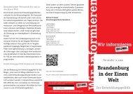 Info Entwicklungspolitische Leitlinien - 2012 - PDF 698 K - Die Linke.