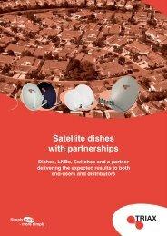 Satellite dishes w-partnership 2005 [GB-UK].indd - Triax