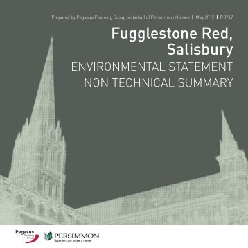 Fugglestone Red, Salisbury - Planning Applications - Wiltshire Council