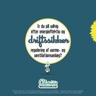Er du på udkig efter energieffektiv og driftssikker ... - Clorius Controls