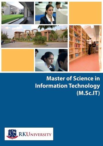 Download Brochure - RK University