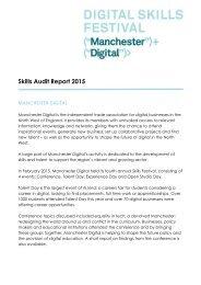 Skills Audit Report 2015