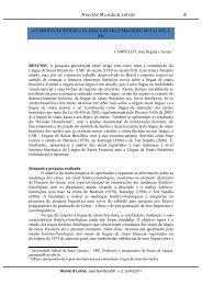 a constituição histórica da língua de sinais brasileira