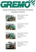 Mellandagsvisning 2010 - SP Maskiner AB - Page 4