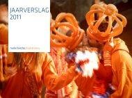 Jaarverslag 2011 - Nieuws & pers - De Nederlandse Staatsloterij