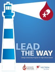 Lead The Way Scholarship Application - Welcome to Community ...