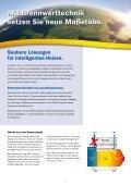 Mit Brennwerttechnik kostensparend und umweltbewusst heizen. TG ... - Seite 2