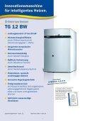 Mit Brennwerttechnik kostensparend und umweltbewusst heizen. TG ... - Seite 4