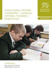 Profion Darllen a Rhifedd Cenedlaethol ... - Learning Wales