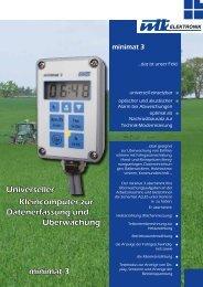 Minimat 3 - WTK-Elektronik GmbH