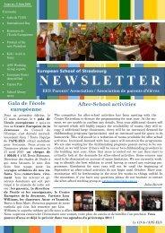 Newsletter APE 2 / Jun. 2010 - APE-EES