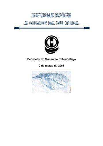 Padroado do Museo do Pobo Galego 2 de marzo de 2006