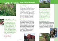 Natur erleben in Aachen-Brand - Stadt Aachen