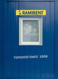 2006 - Ramirent