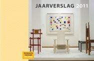 JAARVERSLAG 2011 - Gemeentemuseum Den Haag
