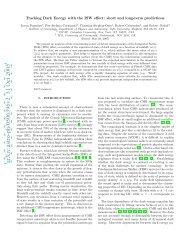 arXiv:astro-ph/0506396v2 31 Oct 2005 - iucaa