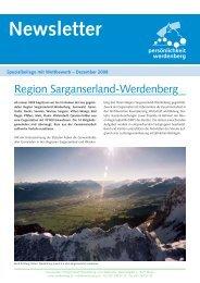 Dezember 200 - Region Werdenberg