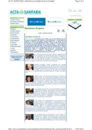 Nombres Propios - Sociedad Española de Medicina Interna
