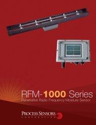 #6183 RF Series 1000 brochure - Process Sensors Corp.