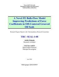 TRC-Seal-1-08 - Tribology Group - Texas A&M University