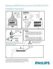 Starsense NEMA OLC Installation Guide - Philips Lighting