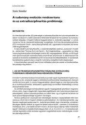 Világosság Bölcsészeti-akadémiai folyóirat - http://efolyoirat ... - EPA