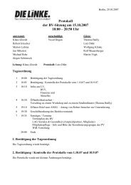 Protokoll der BV-Sitzung vom 15.10.2007 (pdf) - Reinickendorf