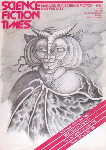 SFT 6/84 - Science Fiction Times
