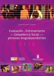 Evaluación y Entrenamiento en Competencia Social con personas
