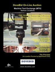DoveBid On-Line Auction