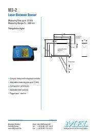 M3-2 Laser Distance Sensor