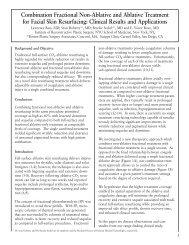 White Paper - Palomar Medical Technologies