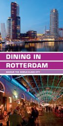Download Dining in Rotterdam - Rotterdam.info