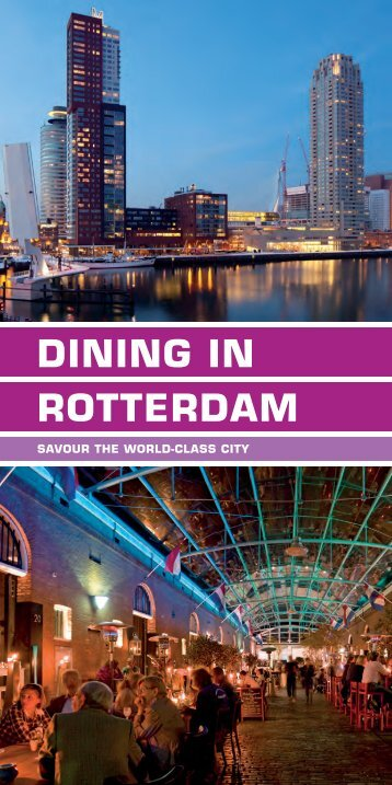 Download Dining in Rotterdam - Rotterdam.info