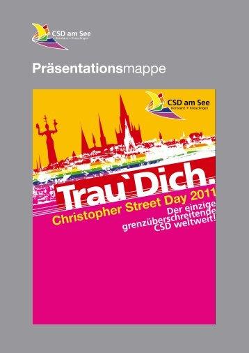 Präsentationsmappe - CSD am See