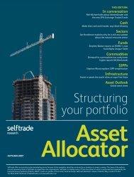Structuring your portfolio - Self Trade - Selftrade