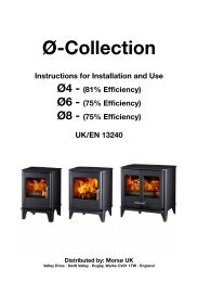 Ø-Collection - Stoves Online