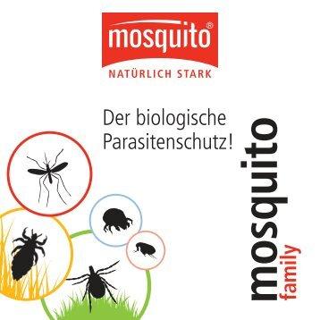 mosquito family - Mosquito-parasitenschutz.de