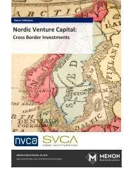 Nordic Venture Capital: - DVCA