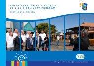 Delivery Program 2012-2016 - Coffs Harbour City Council - NSW ...