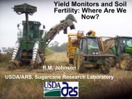 Yield Monitors and Soil Fertility: Where Are We Now?