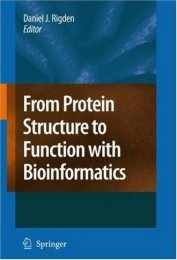 From Protein Structure to Function with Bioinformatics.pdf