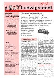 Mitteilungsblatt April 10 Druckerei - Ludwigsstadt