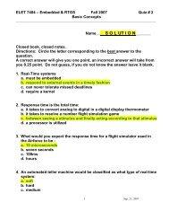 Solution of Quiz 2