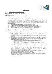 Job Description Job Title: Part-time Resident Director – Dublin Direct ...