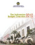The Indonesian Budget Overview 2010 - Direktorat Jenderal ... - Page 3