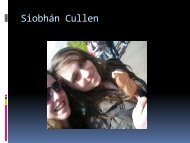 Siobhán Cullen - Finding My Voice