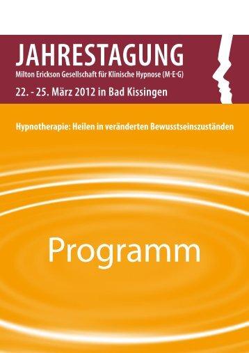 VORmittAg Workshops(Parallelveranstaltungen) - MEG ...