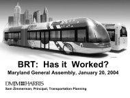BRT Case Studies - Bus Rapid Transit Policy Center