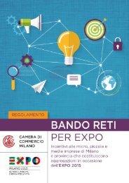 Bando_Reti_EXPO_pubblicabile pdf